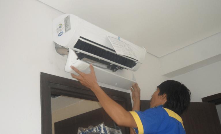 Jasa Service AC Murah Berkualitas di Makassar