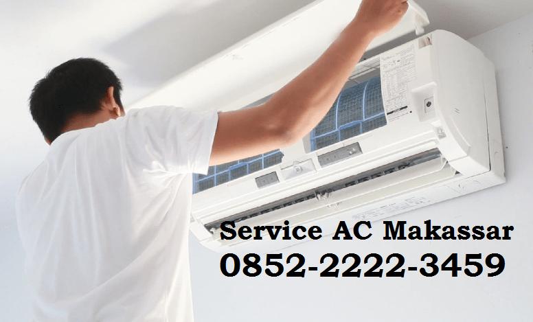 Tukang Cuci AC di Makassar